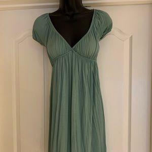 Deep Vneck Dress